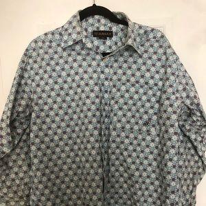 Ariat dress shirt